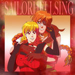 Ultimate Sailors Pip x Seras by ErinPtah