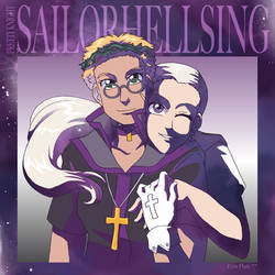 Ultimate Sailor Alex + Enrica