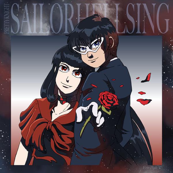 Ultimate Sailor Alucard x Walter