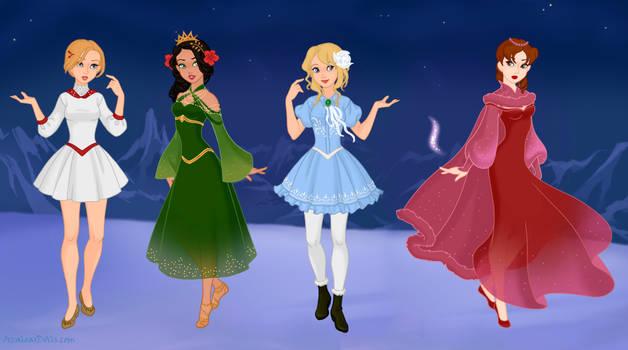 Princesses of Oz