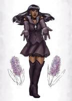 Sailor Hyacinth by ErinPtah
