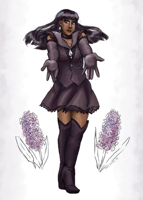 Sailor Hyacinth