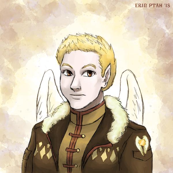 Fancy Sigrun by ErinPtah