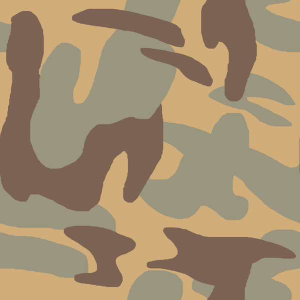 Repeating camo pattern -free- by ErinPtah