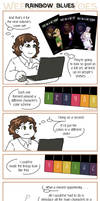 Webcomic Woes 12 - #QueerPlanningProblems