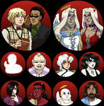 Shine Profiles - Heaven and Hell
