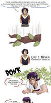 Tamaputian Thorn AU