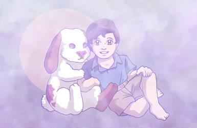 Stevie + Bunny by ErinPtah