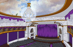 Royal Opera Stage by ErinPtah