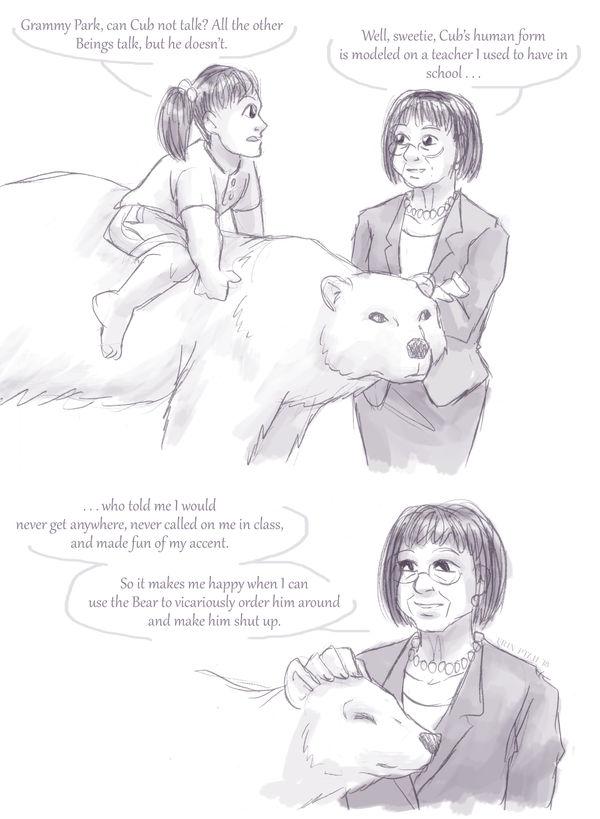 Silent Bear