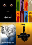 Musical Posters by ErinPtah