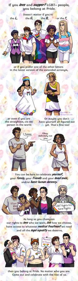 You Belong At Pride