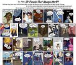 29 Panels That Always Work