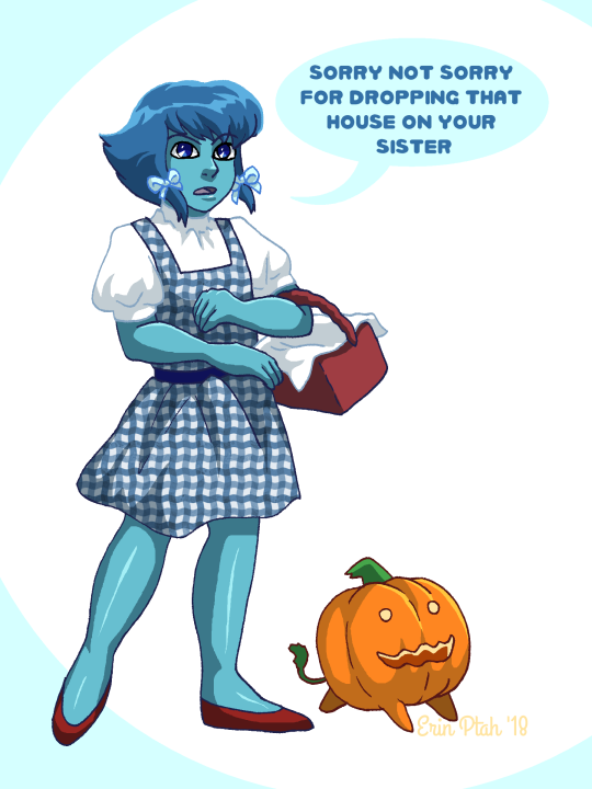 ...And your little pumpkin dog, too by ErinPtah