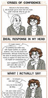 Webcomic Woes 20 - Confidence, how does it work