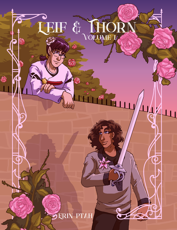 Leif and Thorn Volume 1 by ErinPtah