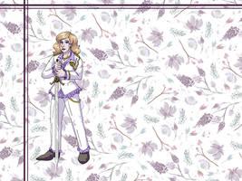 Wallpaper - Longsword Heart by ErinPtah