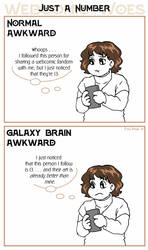 Webcomic Woes 27 - Age differences by ErinPtah