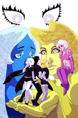 Diamonds versus Diamonds