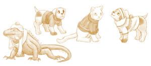 Sweater Pets