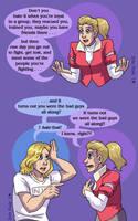 Captain Marvel Spoilers by ErinPtah