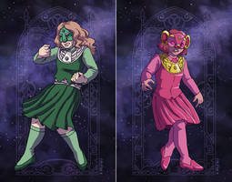 Magic and Muses by ErinPtah