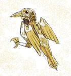 Backer reward - Wind-up bird