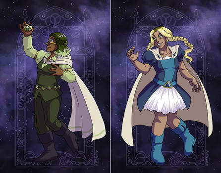 Magical Holly and Ivy, Unite