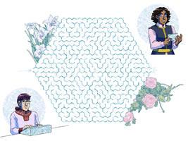Wallpaper - Crystal Maze