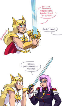 My Magic Sword