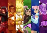 Etherian Rainbow