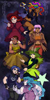 Witches of Webcomics, Unite!