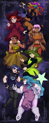 Witches of Webcomics, Unite!