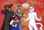 Halloween Beings by ErinPtah