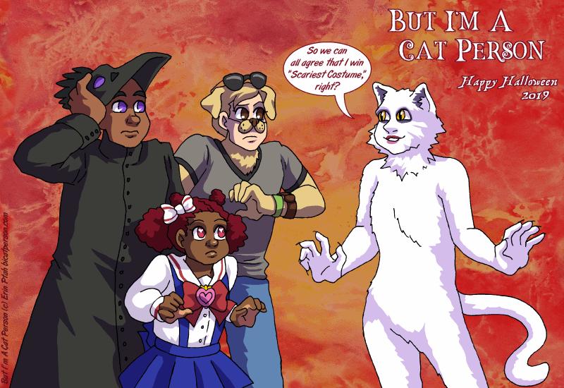 Halloween Beings