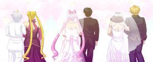 Crystal Tokyo Wedding