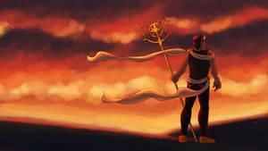Wallpaper - Sunset mage