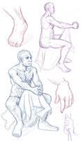 Figure drawings 1-26-2020