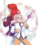 Heartswords - Touga and Nanami