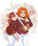 Heartswords - Juri and Shiori