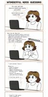 Webcomic Woes #30 - Wonderful mass guessing