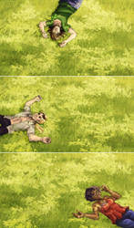 May Wallpapers - Green Grass