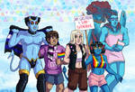 Webcomic Pride - Dateable Demons