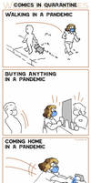 Webcomic Woes #31 - Vicarious living through art
