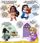 Princess Versus Virus #3