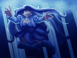 Underwater Mage