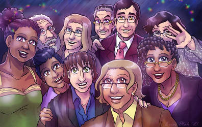Ten Year Reunion by ErinPtah