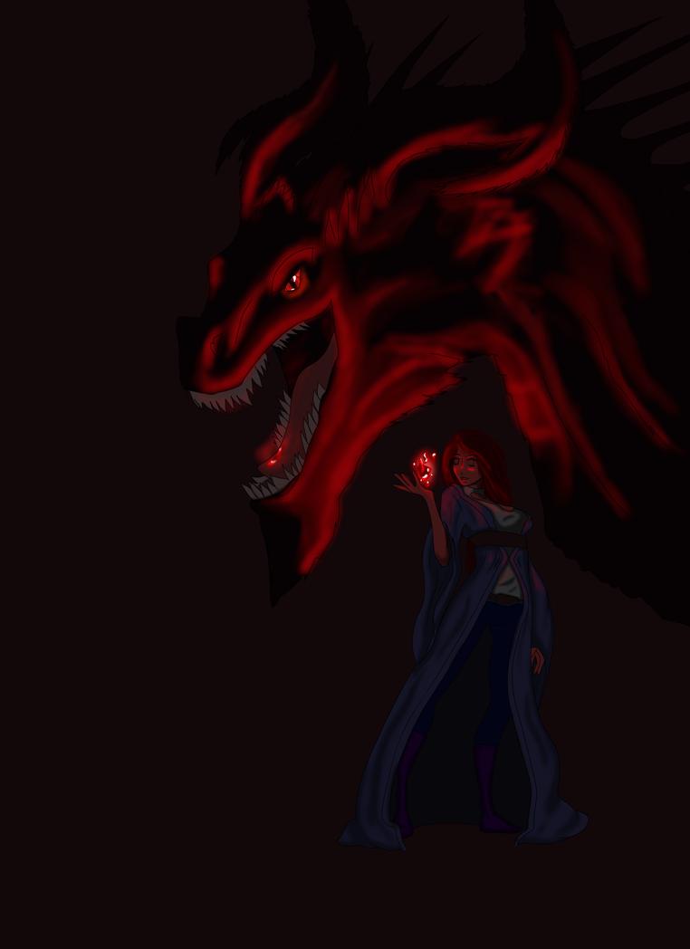 bloody magic by BestiaOfwar