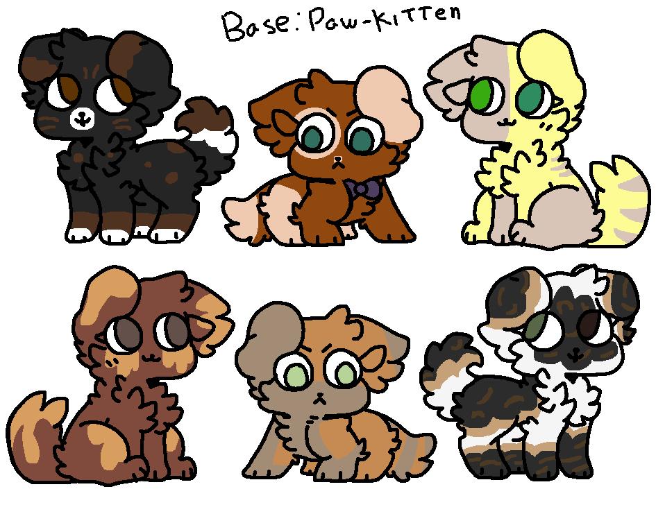 Doggos adopt by D3monDeer