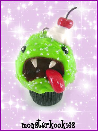 Killer Cupcake by monsterkookies